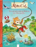 Cover-Bild zu Robin Cat. Die echt katzenstarke Rettung der Minigiraffen von Seltmann, Christian