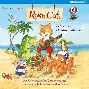 Cover-Bild zu Robin Cat. Das Geheimnis der Drachennasen und andere katzenstarke Abenteuer (Audio Download) von Seltmann, Christian