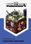 Cover-Bild zu Minecraft, Handbuch für Nether und Ende von Minecraft