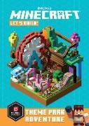 Cover-Bild zu Minecraft: Let's Build! Theme Park Adventure von Mojang Ab