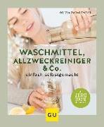 Cover-Bild zu Waschmittel, Allzweckreiniger und Co. einfach selbstgemacht von Padalewski, Olivia