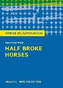 Cover-Bild zu Half Broke Horses von Jeannette Walls (eBook) von Hasenbach, Sabine