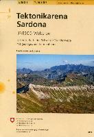 Cover-Bild zu Tektonikarena Sardona. 1:50'000