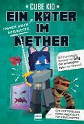 Cover-Bild zu Ein (immer noch verirrter) Kater im Nether von Kid, Cube