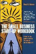 Cover-Bild zu Small Business Start-up Workbook (eBook) von Rickman, Cheryl