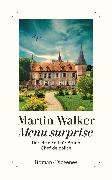 Cover-Bild zu Menu surprise von Walker, Martin