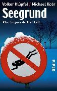 Cover-Bild zu Seegrund (eBook) von Klüpfel, Volker