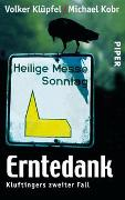 Cover-Bild zu Erntedank von Klüpfel, Volker