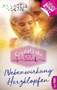 Cover-Bild zu Nolan, Annabell: Crystal Lake - Nebenwirkung Herzklopfen (eBook)