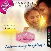 Cover-Bild zu Nolan, Annabell: Crystal Lake, Folge 2: Nebenwirkung Herzklopfen (Audio Download)