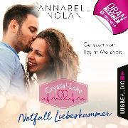 Cover-Bild zu Nolan, Annabell: Crystal Lake, Folge 3: Notfall Liebeskummer (Ungekürzt) (Audio Download)