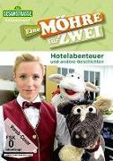 Cover-Bild zu Sesamstrasse präsentiert: Eine Möhre für Zwei - Hotelabenteuer und andere Geschichten von Paas, Martin (Schausp.)