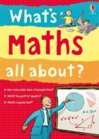 Cover-Bild zu Frith, Alex: What's Maths All About?