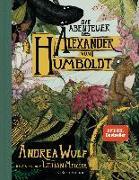 Cover-Bild zu Die Abenteuer des Alexander von Humboldt von Wulf, Andrea