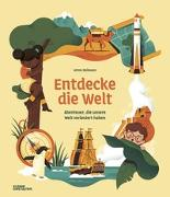 Cover-Bild zu Hallmann, Anton: Entdecke die Welt