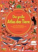 Cover-Bild zu Letherland, Lucy: Der grosse Atlas der Tiere