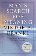 Cover-Bild zu Man's Search for Meaning von Frankl, Viktor E.