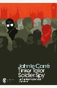 Cover-Bild zu Tinker Tailor Soldier Spy von Carré, John le