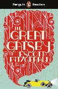 Cover-Bild zu Penguin Readers Level 3: The Great Gatsby (ELT Graded Reader) von Fitzgerald, F Scott