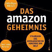 Cover-Bild zu Das Amazon-Geheimnis (ungekürzt) (Audio Download) von Bryar, Colin