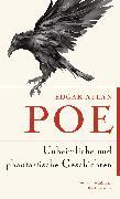 Cover-Bild zu Poe, Edgar Allan: Unheimliche und phantastische Geschichten (eBook)