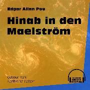 Cover-Bild zu Poe, Edgar Allan: Hinab in den Maelström (Ungekürzt) (Audio Download)
