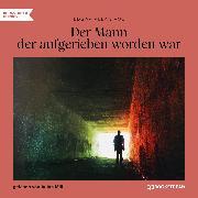 Cover-Bild zu Poe, Edgar Allan: Der Mann der aufgerieben worden war (Ungekürzt) (Audio Download)