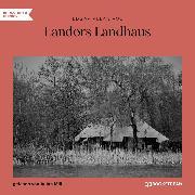Cover-Bild zu Poe, Edgar Allan: Landors Landhaus (Ungekürzt) (Audio Download)