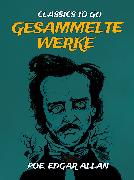 Cover-Bild zu Poe: Gesammelte Werke (eBook)
