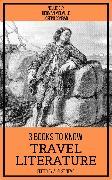 Cover-Bild zu 3 Books To Know Travel Literature (eBook) von Melville, Herman