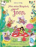Cover-Bild zu Greenwell, Jessica: Mein erstes Stickerbuch: Feen