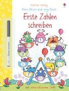 Cover-Bild zu Greenwell, Jessica: Mein Wisch-und-weg-Buch: Erste Zahlen schreiben