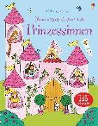 Cover-Bild zu Greenwell, Jessica: Mein erstes Stickerbuch: Prinzessinnen