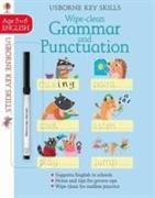 Cover-Bild zu Greenwell, Jessica: Wipe-Clean Grammar & Punctuation 5-6