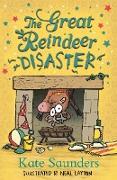 Cover-Bild zu The Great Reindeer Disaster von Saunders, Kate