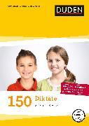 Cover-Bild zu 150 Diktate (2. bis 4. Klasse) von Thiel, Alexandra
