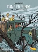Cover-Bild zu Fünf Freunde 4: Fünf Freunde auf Schmugglerjagd von Blyton, Enid