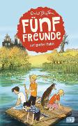 Cover-Bild zu Fünf Freunde auf großer Fahrt von Blyton, Enid