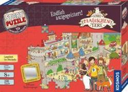 Cover-Bild zu Schule der magischen Tiere - Story Puzzle: Endlich ausgegeistert!