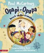 Cover-Bild zu Opapi-Opapa - Besuch von den Krawaffels (Opapi-Opapa, Bd. 1) von McCartney, Paul