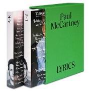 Cover-Bild zu Lyrics Deutsche Ausgabe (eBook) von McCartney, Paul