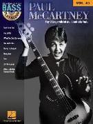 Cover-Bild zu Paul McCartney: Bass Play-Along Volume 43 von Mccartney, Paul (Gespielt)