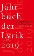 Cover-Bild zu Jahrbuch der Lyrik 2019 von Buchwald, Christoph (Hrsg.)