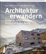 Cover-Bild zu Architektur erwandern von Westermann, Reto