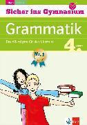 Cover-Bild zu Klett Sicher ins Gymnasium Grammatik 4. Klasse (eBook) von Lassert, Ursula