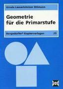 Cover-Bild zu Geometrie für die Primarstufe von Lassert, Ursula