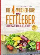 Cover-Bild zu Die 4-Wochen-Kur gegen Fettleber von Worm, Nicolai
