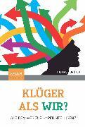 Cover-Bild zu Klüger als wir? (eBook) von Grüter, Thomas