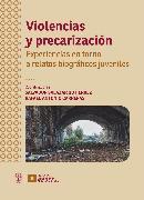 Cover-Bild zu Violencias y precarización (eBook) von Carpio, Sol Victoria del