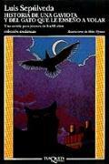 Cover-Bild zu Historia de una gaviota y del gato que le endeno a volar von Sepulveda, Luis